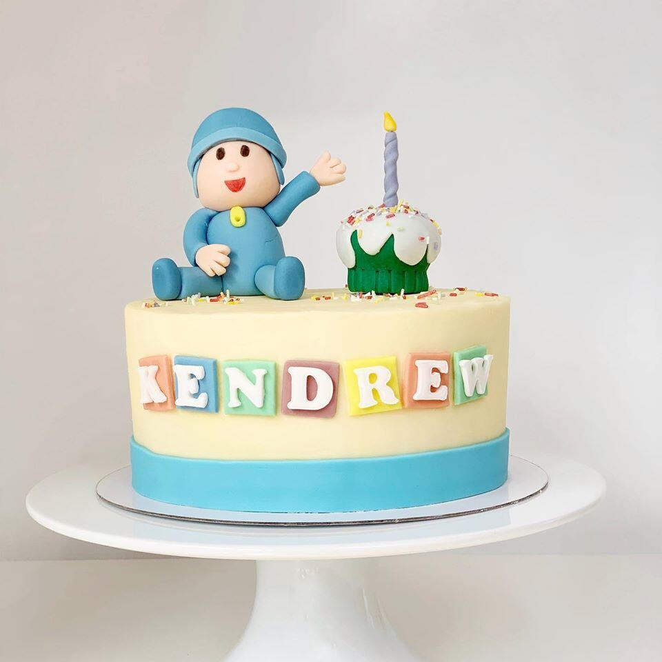 Pocoyo Themed Birthday