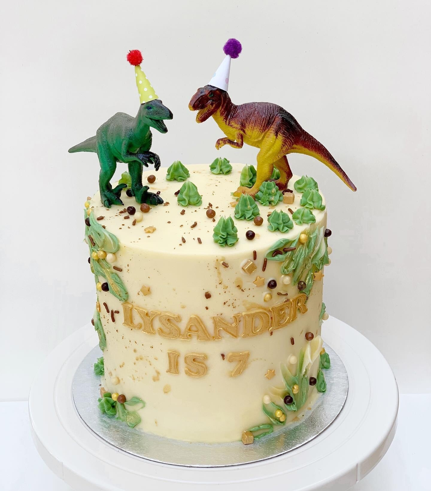 Dino Party Hats