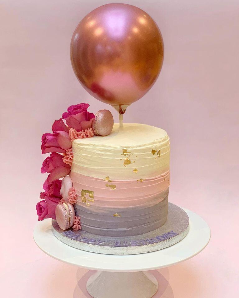 Chocolate and Strawberry Birthday