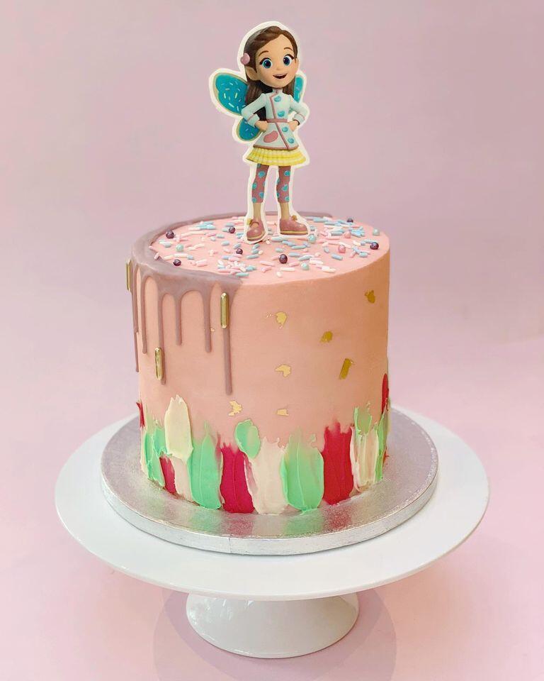 Bespoke Printed Cake